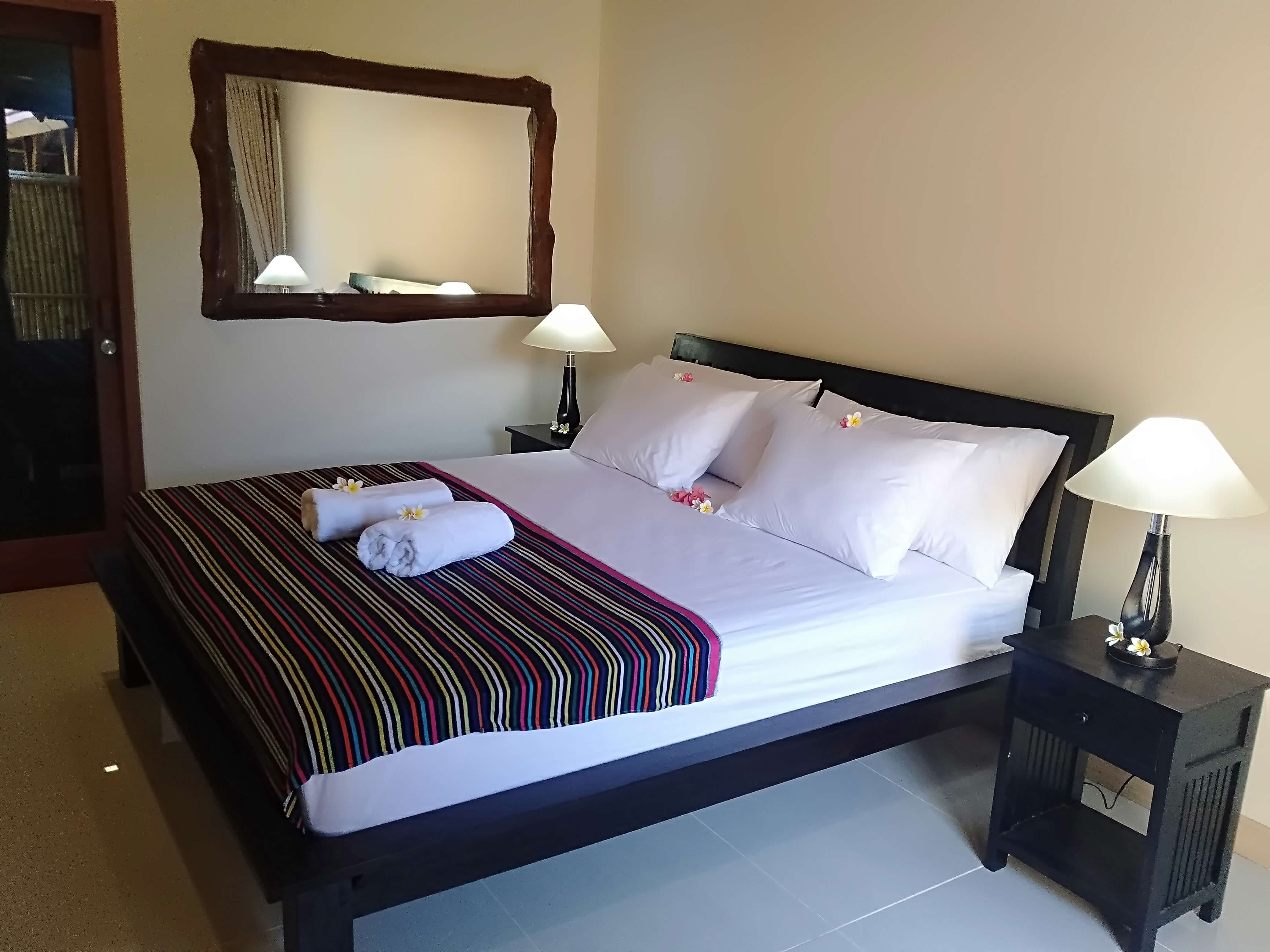 Resort Accommodation in Lombok